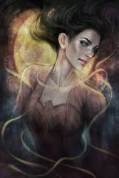 Diana Prince by jasric