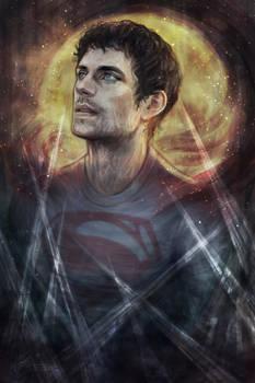 Clark Kent by jasric
