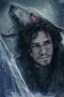 Jon Snow by jasric