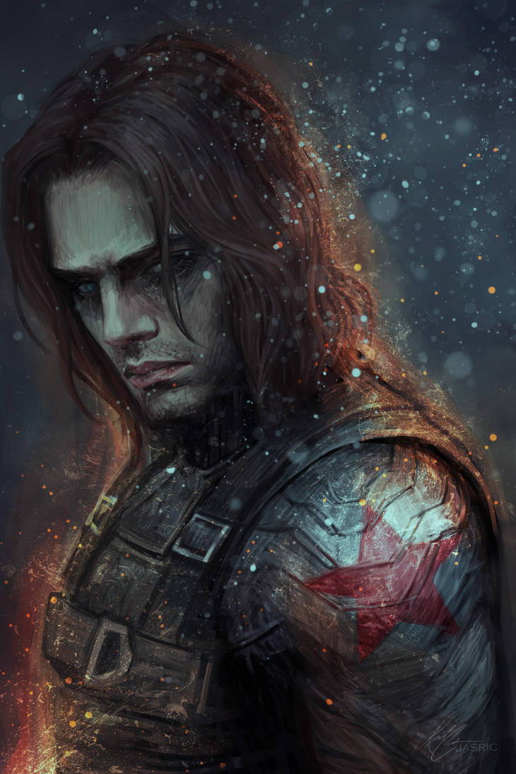 Winter Soldier by jasric