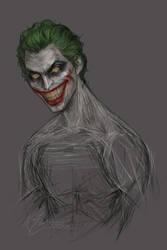 Joker (wip) by jasric