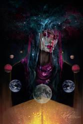 Cosmic Rain by jasric