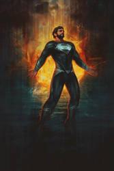 Superman Doomsday by jasric