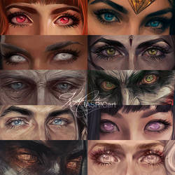 Eyes by jasric