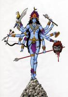 Kali by turboweevel