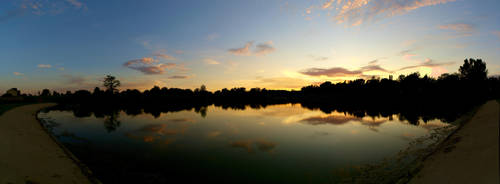 Reflection Panorama by Nattgew
