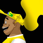 Russel Smiling by maiinoue