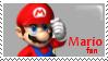 Mario stamp by Kaisuke1