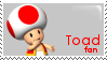 Toad stamp by Kaisuke1