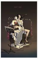 PJ Harvey - white chalk by joserobledo