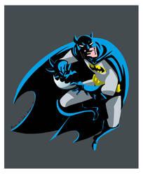 BATMAN by joserobledo