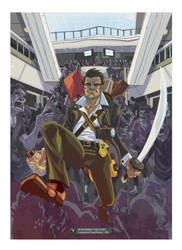 Completed Dead Rising - Frank West by joserobledo