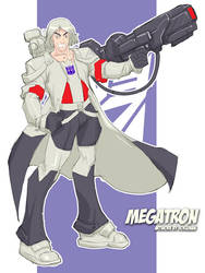 Megatron by bokuman