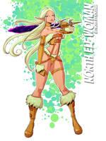 Commission Cyporean color 001 by bokuman