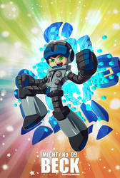 Mighty no. 9 by bokuman