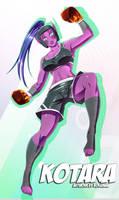 Commission mysticx1 by bokuman