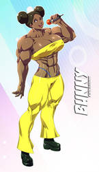 Commission Odie1049 by bokuman