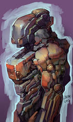 Mechanical Killers Artwork by bokuman