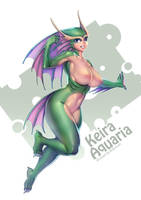 Keira Aquaria by bokuman