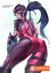 Widowmaker Patreon by bokuman