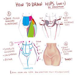 Hips Tutorial by bokuman