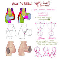 Hips tutorial 4 by bokuman