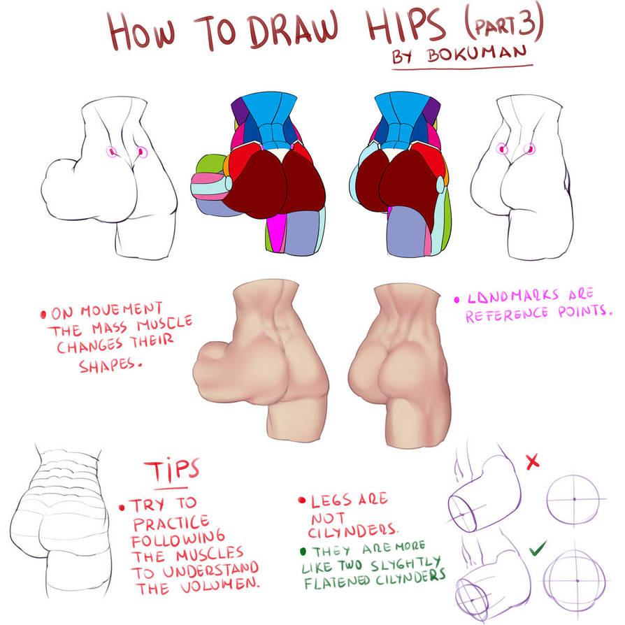 Hips tutorial 3 by bokuman