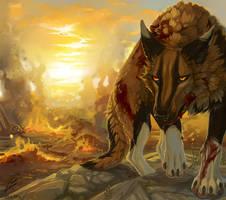 My Personal War by Endlen