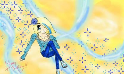 Rebecca's Birthday! by TaisakuManga