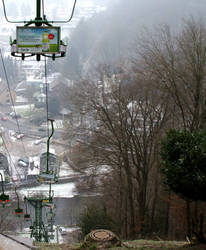 chairlift by heyla-stock