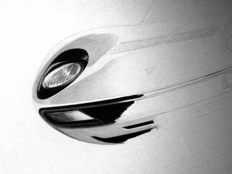 Lamborghini Miura - WIP by DuchaART
