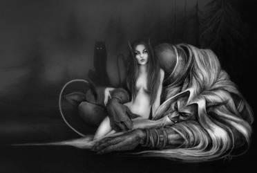 Sleep by AldhisslaSS