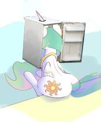 Tia fridge head by lynx318