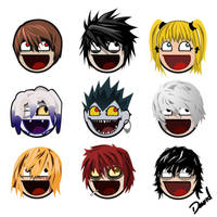 Death Note :AWESOME:Collection by Cryotube