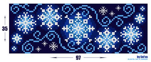 Scheme - 'Christmas Blizzard' by aka-Selva