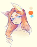 pretty boi by YellowWaffleCat