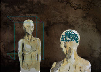 Serie Manipulation mentale Mise en place by drawforever41