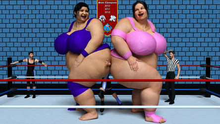 The Squash Sisters by Galiagan
