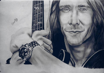 Myles kennedy by Eman-Afifi