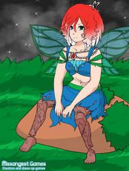 Rhea, via Missangest-Cursed-Fairy by YurixTheWanderer