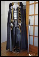 Castlevania: Symphony of the Night, Alucard by Elysium-Sans