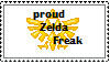 Proud Zelda Freak Stamp by EverythingZelda-Club