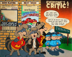 Everyone's A Critic by HouseOfUsher11