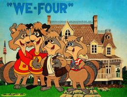 We-Four by HouseOfUsher11