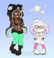 off the hook by YellowHellion