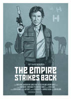 The Empire Strikes Back by oldredjalopy