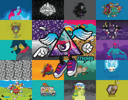 Jthree Wallpack 2009 by j3concepts