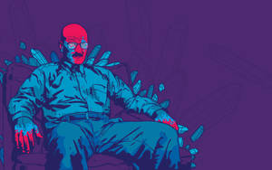 Breaking Bad Blue by j3concepts