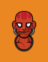 Dhalism for IAm8bit by j3concepts