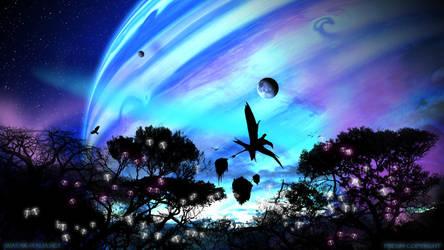 Avatar - Pandora's View v2.0 by frey84